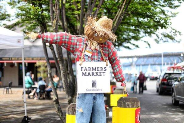 Granville Island Farmer's Market